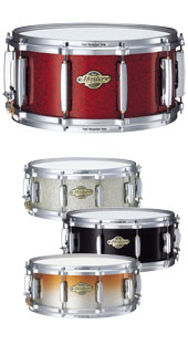 Masters MCX Lilletrommer, Pearl